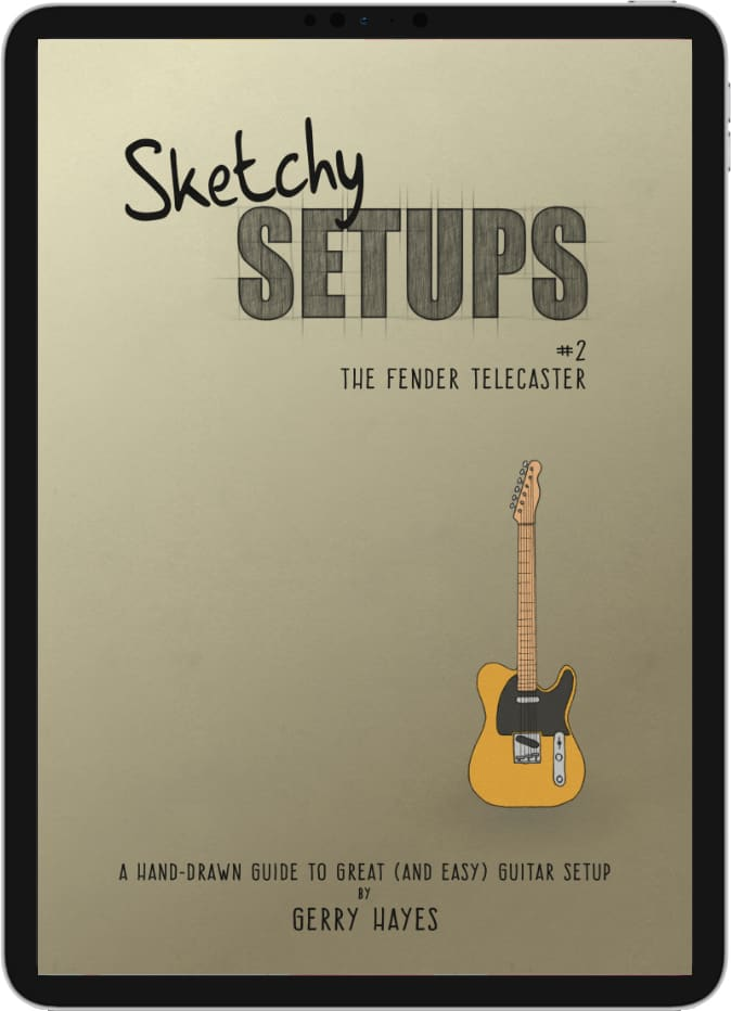 Sketchy Setups #2: The Fender Telecaster