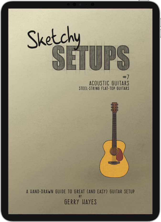 Sketchy Setups #7: Acoustic Guitars