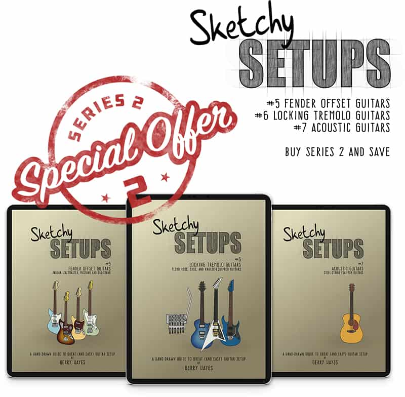 Sketchy Setups Series #2 Bundle